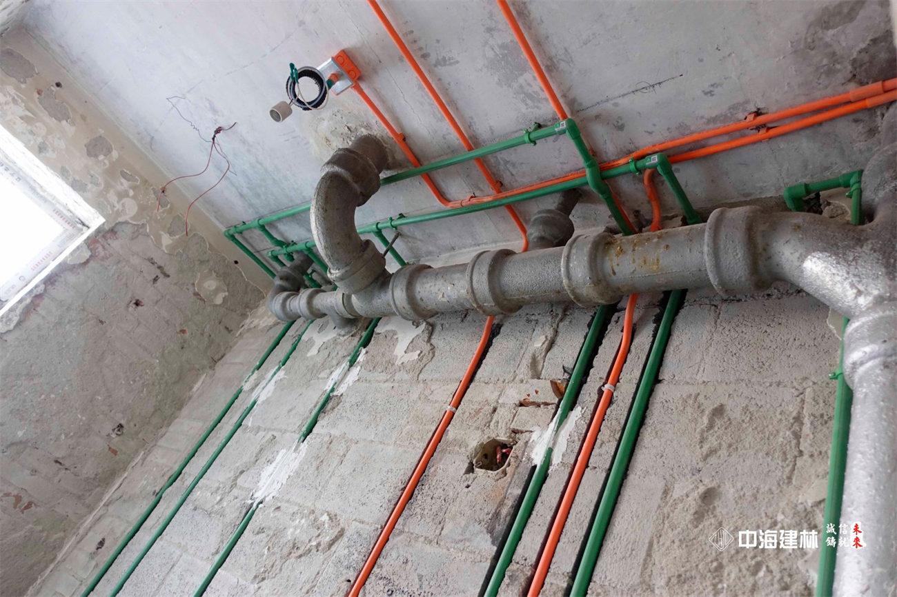 LOL竞猜装饰水电施工工程质量